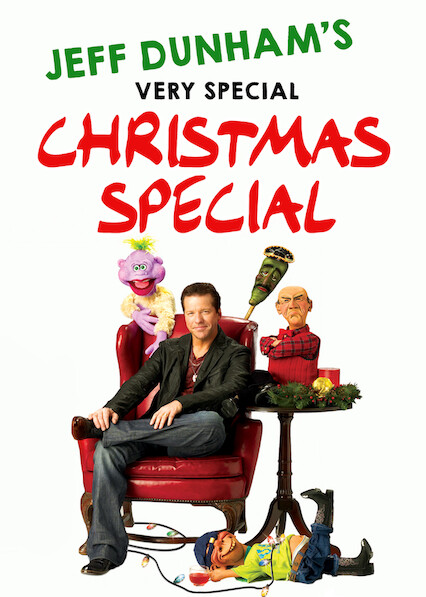 Jeff Dunham's Very Special Christmas Special on Netflix USA