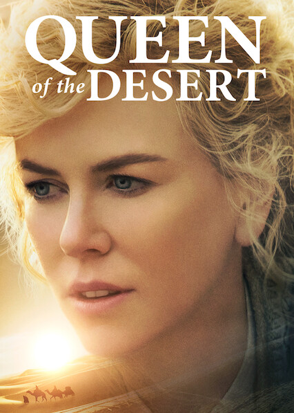 Queen of the Desert on Netflix USA