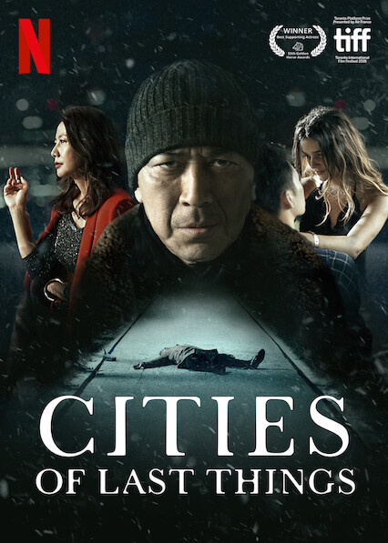 Cities of Last Things on Netflix USA