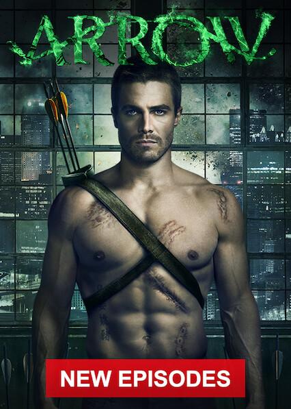 Arrow on Netflix USA
