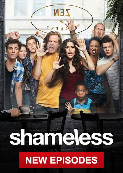 Shameless (U.S.) on Netflix USA