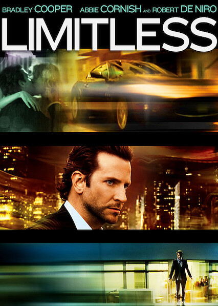 Limitless on Netflix USA