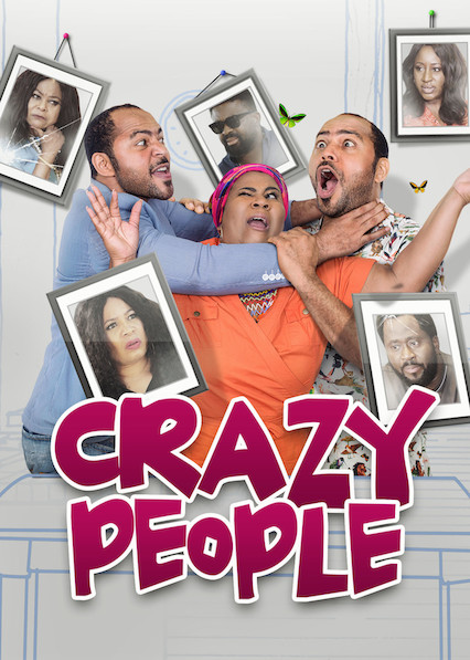 Crazy people on Netflix USA
