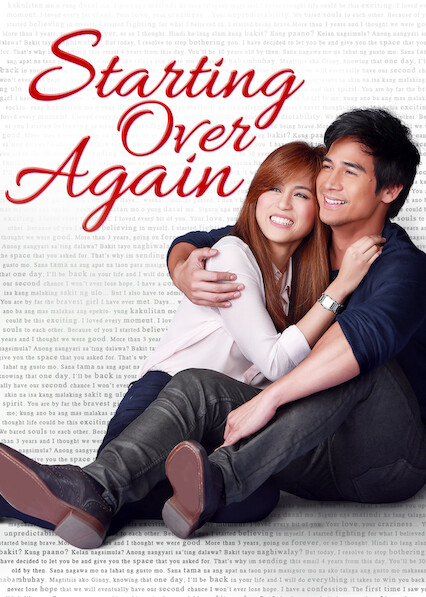 Starting Over Again on Netflix USA