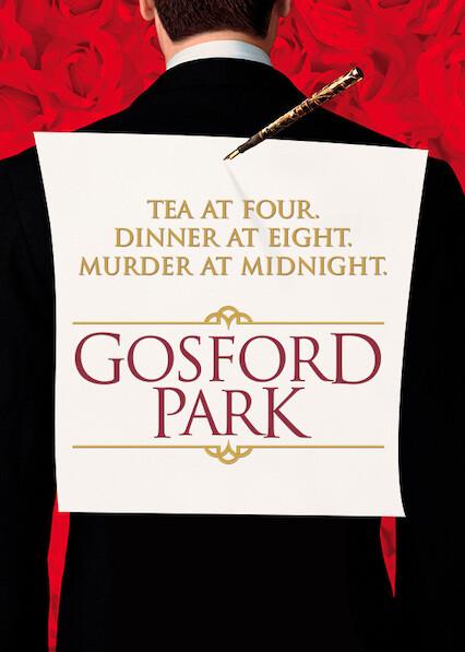 Gosford Park on Netflix USA