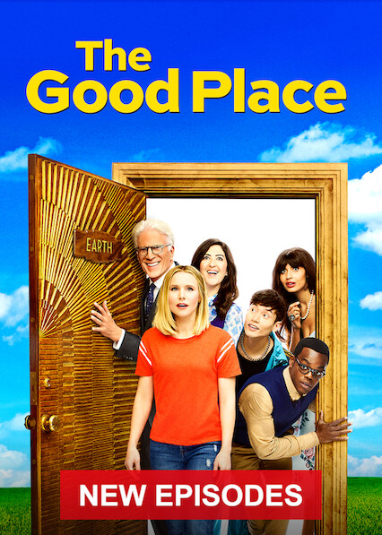 The Good Place on Netflix USA