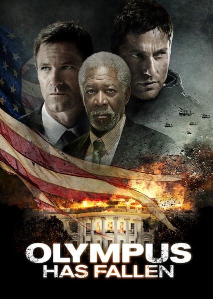 Olympus Has Fallen on Netflix USA