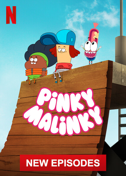 Pinky Malinky on Netflix USA