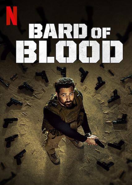 Bard of Blood on Netflix USA