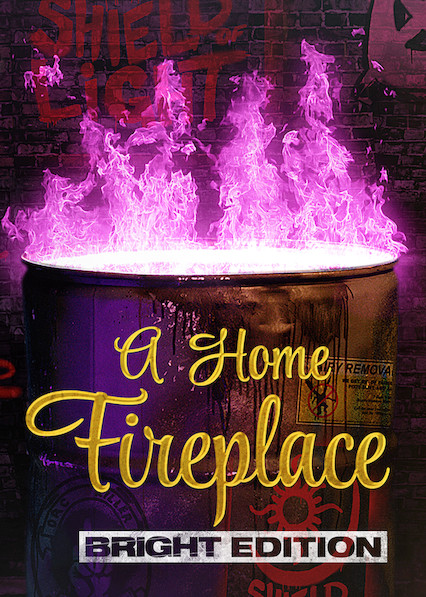 A Home Fireplace: Bright Edition on Netflix USA