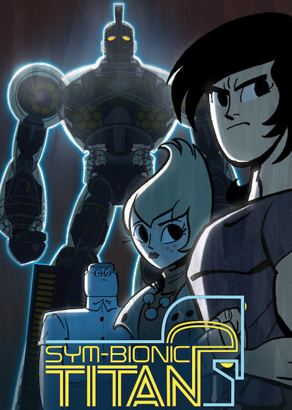 Sym-Bionic Titan on Netflix USA