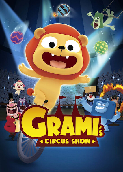Grami's Circus Show on Netflix USA
