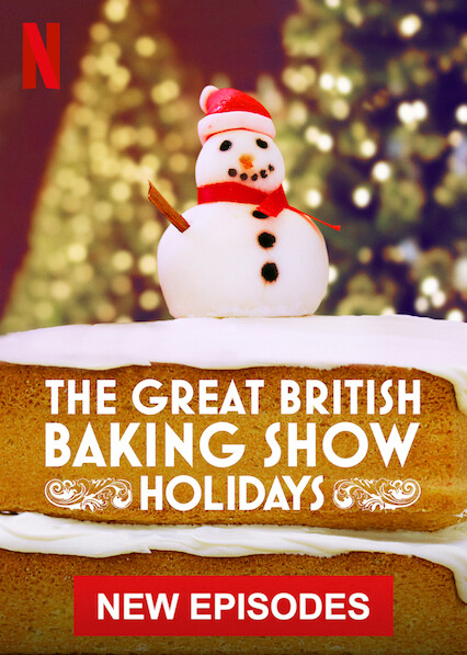 The Great British Baking Show: Holidays on Netflix USA
