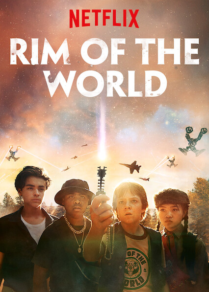 Rim of the World on Netflix USA