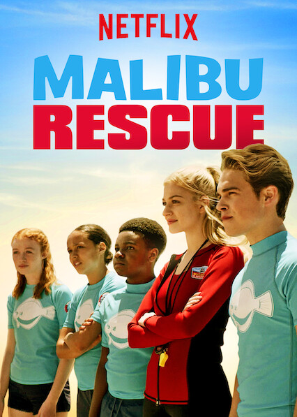 Malibu Rescue on Netflix USA