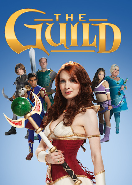 The Guild on Netflix USA
