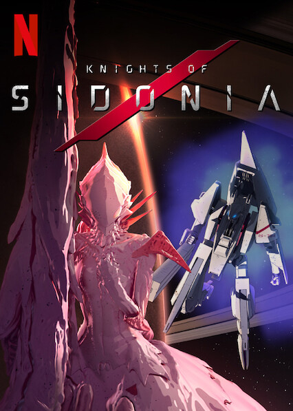 Knights of Sidonia on Netflix USA
