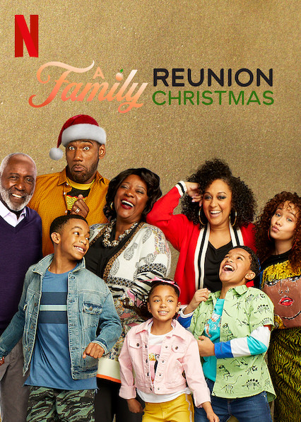 A Family Reunion Christmas on Netflix USA