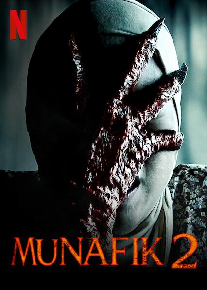 Munafik 2 on Netflix USA