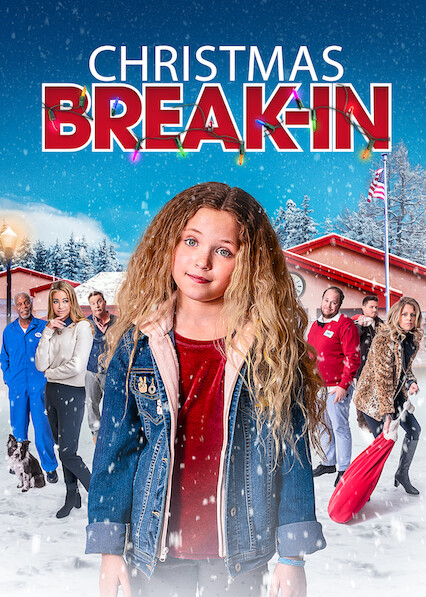 Christmas Break-In on Netflix USA