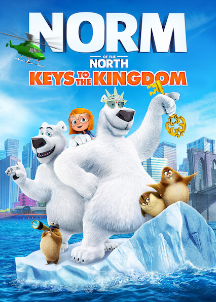 Norm of the North: Keys to the Kingdom on Netflix USA
