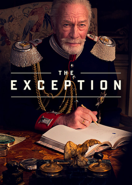 The Exception on Netflix USA