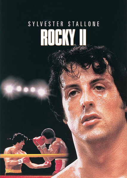 Rocky II on Netflix USA
