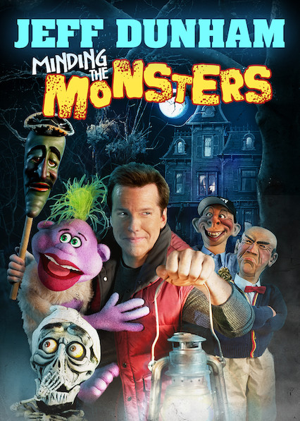 Jeff Dunham: Minding the Monsters on Netflix USA