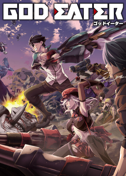 God Eater on Netflix USA