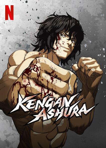 KENGAN ASHURA on Netflix USA