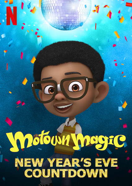 Motown Magic: New Year's Eve Countdown