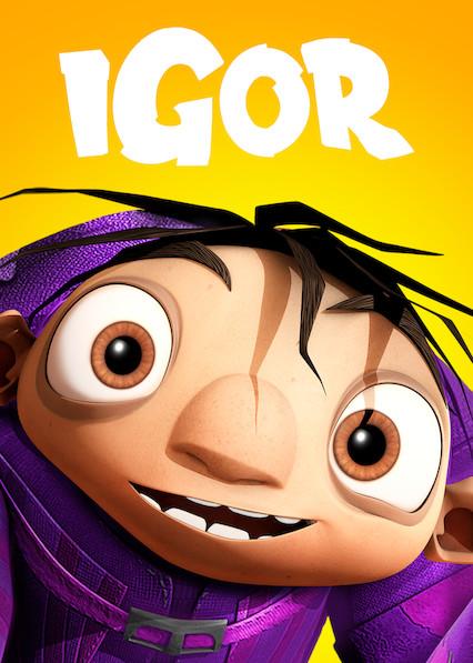 Igor on Netflix USA