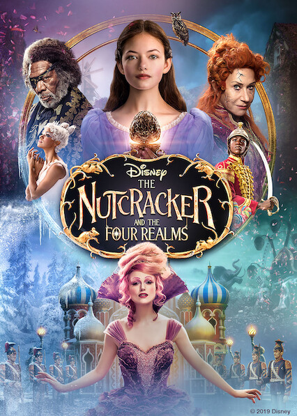The Nutcracker and the Four Realms on Netflix USA