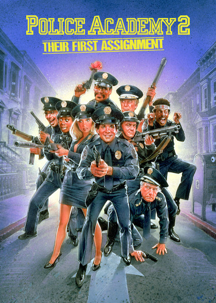 Police Academy 2: Their First Assignment on Netflix USA