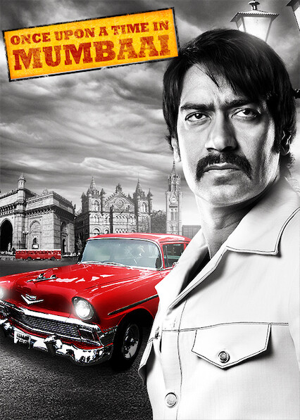 Once Upon a Time in Mumbaai on Netflix USA