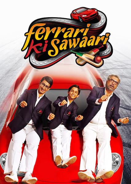 Is 'Ferrari Ki Sawaari' available to watch on Netflix in America ...
