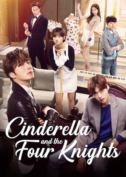 Cinderella and the Four Knights on Netflix USA