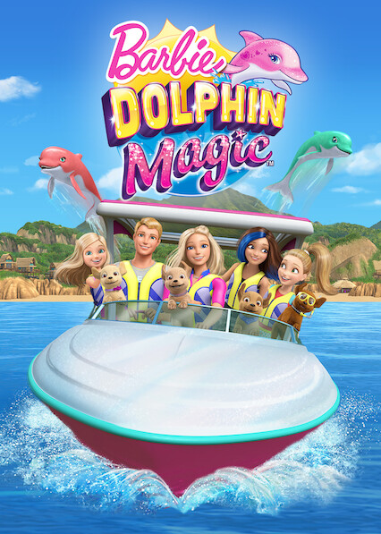 Barbie Dolphin Magic on Netflix USA
