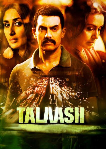 Talaash on Netflix USA