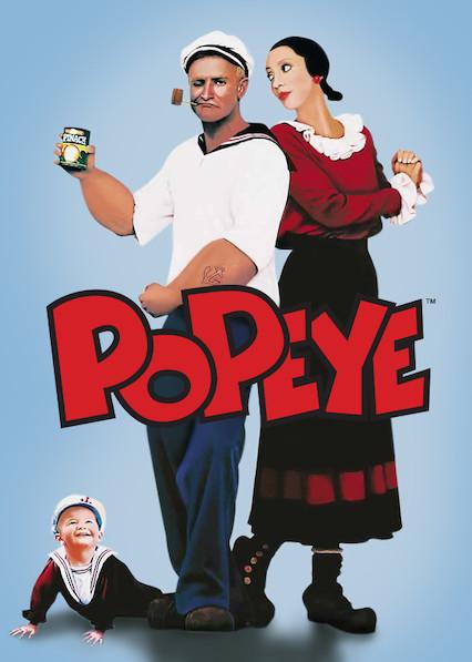 Popeye on Netflix USA