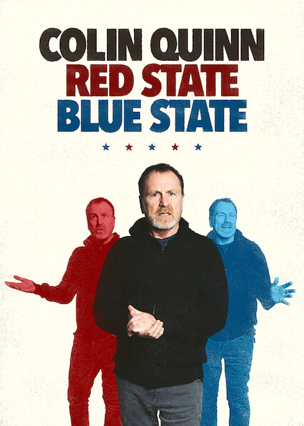Colin Quinn: Red State Blue State on Netflix USA