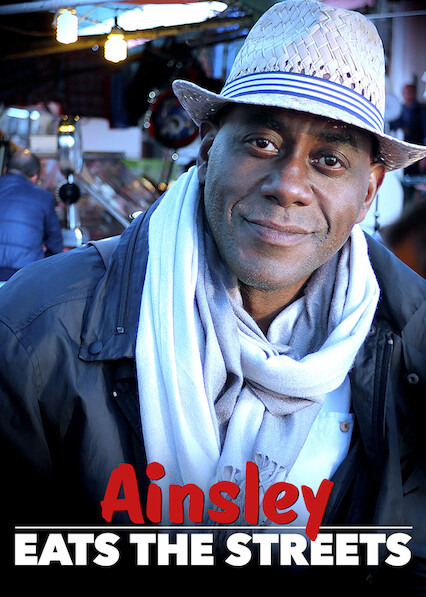 Ainsley Eats the Streets on Netflix USA