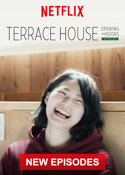 Terrace House: Opening New Doors on Netflix USA