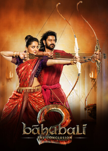Baahubali 2: The Conclusion (Hindi Version) on Netflix USA