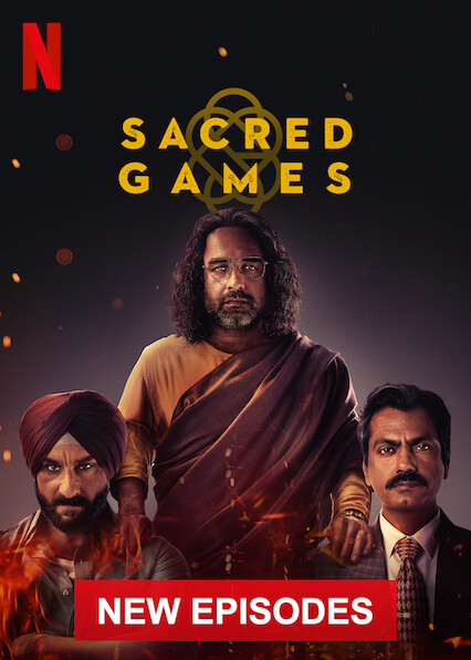 Sacred Games on Netflix USA