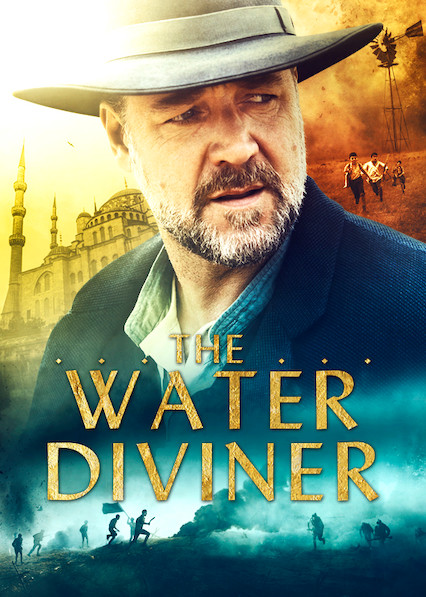 The Water Diviner on Netflix USA