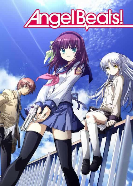 Angel Beats! on Netflix USA