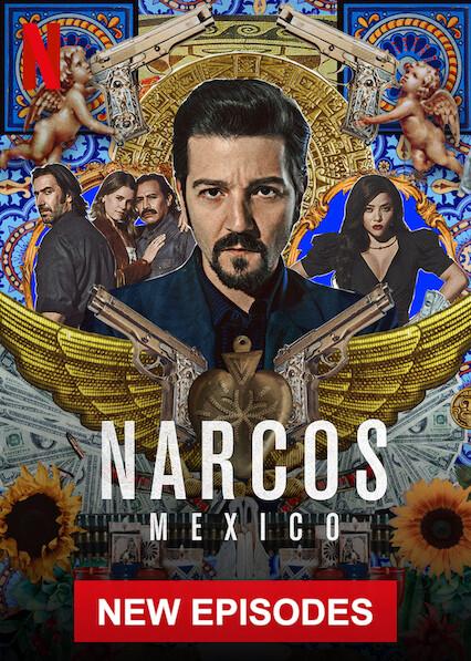 Narcos: Mexico on Netflix USA
