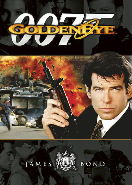 GoldenEye on Netflix USA