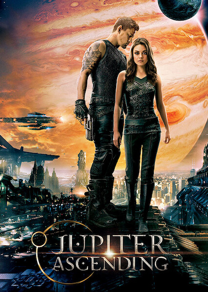 Jupiter Ascending on Netflix USA
